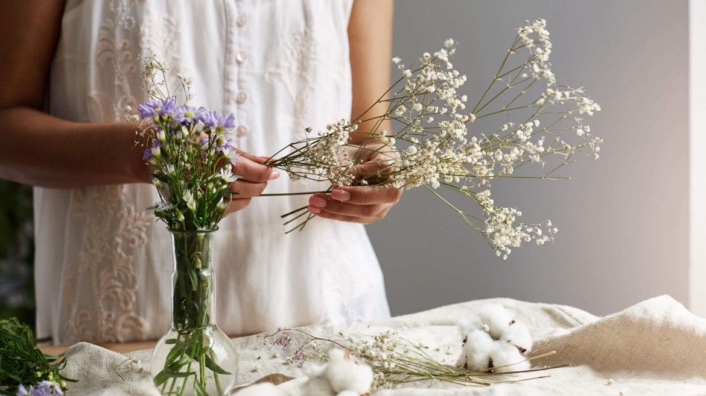 Mevsime Göre Gelin Çiçeği Tasarımları Nasıl Yapılır?